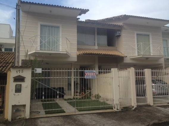 Casa Para Venda Em Volta Redonda, Vale Da Colina, 3 Dormitórios, 1 Suíte, 3 Banheiros, 2 Vagas - 024