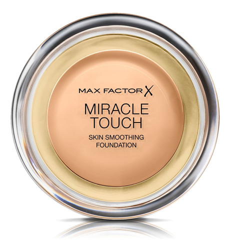 Base Max Factor Miracle Touch N°75