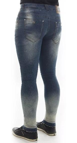 Calça Masculina Slim 25843 Pitbull Pit Bull Jeans Original