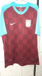 Camisa Aston Villa 2012 Inglaterra