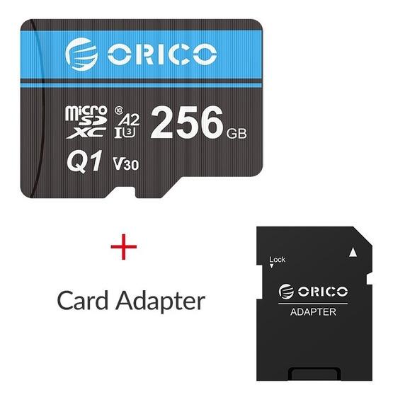 Cartão De Memória Micro Sd Orico - 256gb