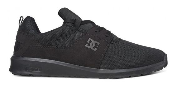 Zapatillas Dc Heathrow Full Black (3bk)