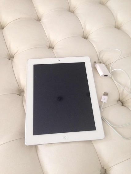 iPad 4, 4g, 16gb + Smartcase De Couro