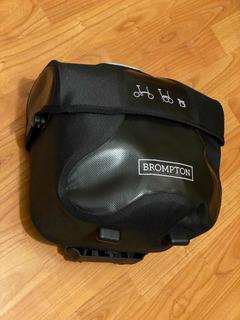 Bolso Para Brompton Mini O Bag Black Edition
