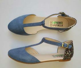 Zapatos De Piso (flats De Temporada ) P/dama V/colores