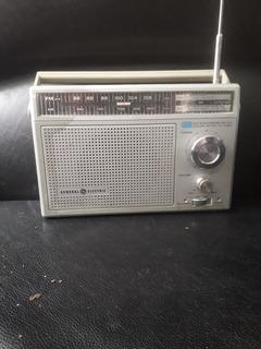 Radio Antiguo De Transitores General Electric