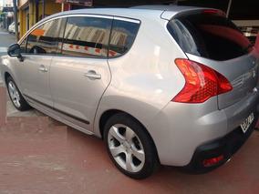 Peugeot 3008 1.6 Thp Griffe Aut. 5p Top De Linha 87mkm 2011