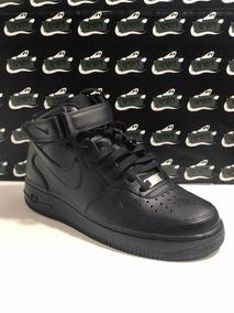 Nike Air Force 1 Mid 07 Preto Masculino