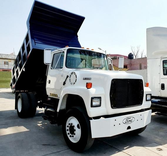 Camion Volteo Ford L-8000 Mod. 1995 ¡excelente Estado!