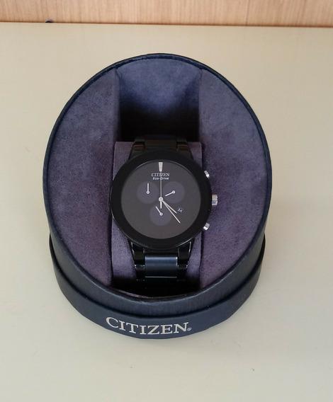 Relógio Citizen Eco Drive - Modelo At 2245-57e - Original