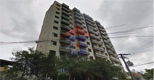 Apartamento Para Aluguel, 2 Quartos, 2 Vagas, Vila Santo Estéfano - São Paulo/sp - 6985