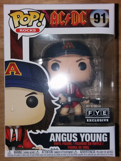 Funko Pop! [jg] Angus Young #91