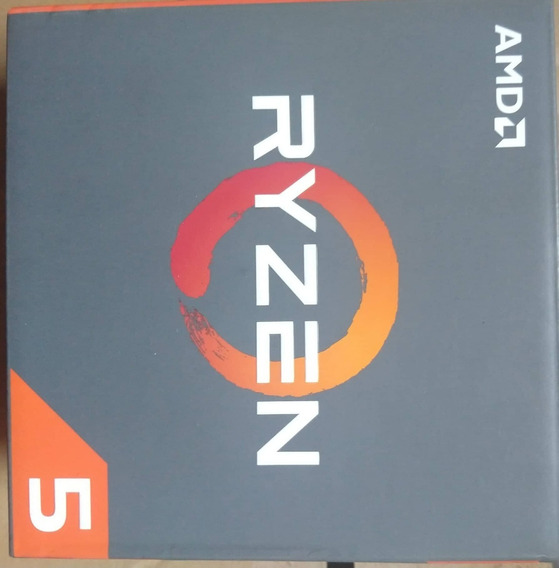 Processador Ryzen 5 1600x