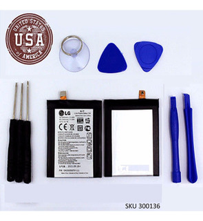 Bateria LG G2 Bl-t7 Original Usa Set Completo Genuino W03