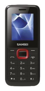 Celular Sansei S191 2g 1.9 D Sim Negro