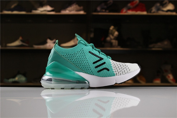 Nike Air Max270 36/44 Verde Imports Online Line