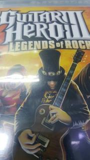 Guitar Héro Iii Legend Of Rock Ps3 (físico) Original