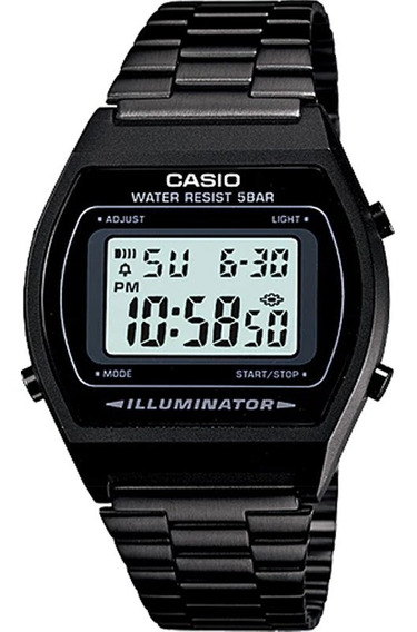 Relógio Casio Vintage Feminino B640wb-1adf