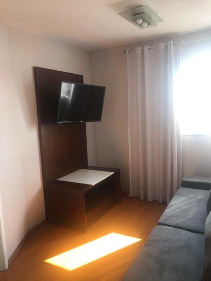 Apartamento Com 1 Dorm, Casa Branca, Santo André - R$ 237 Mil, Cod: 3425 - V3425