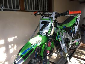 Kawasaki Kx250f Moto Motocross