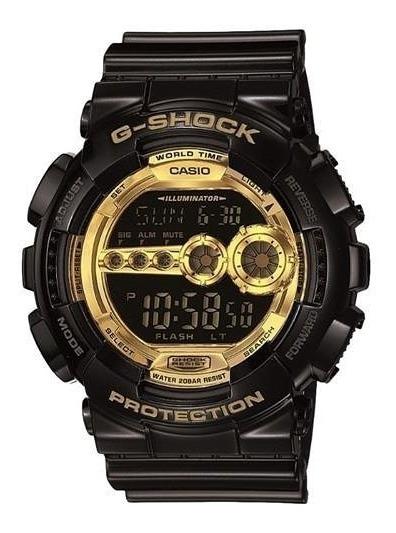 Relógio Masculino Digital Casio G-shok Gd100gb1dru