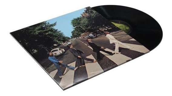 The Beatles Abbey Road Vinilo Lp Importado Nuevo Stock