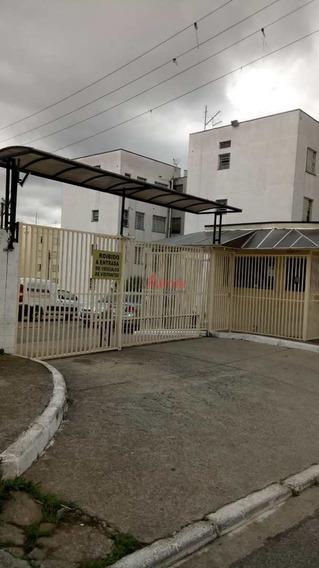 Apartamento 2 Dormitórios Com 1 Vaga Na Cohab Ii - V7232