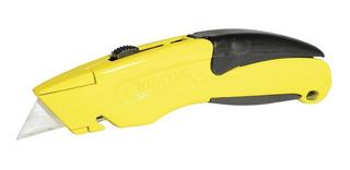 Navaja Surtek Nf7 Plastico Curva C/grip