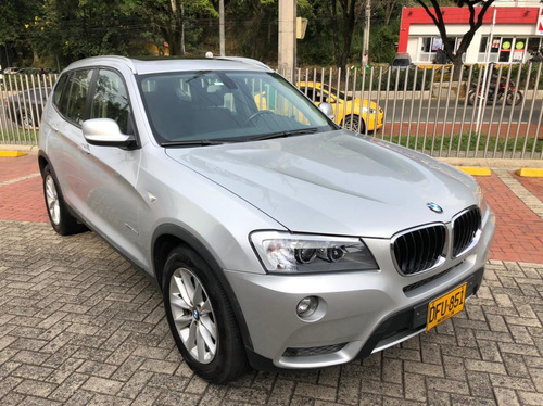 Bmw X3 Xdrive20d Executive 2.0 At 2012