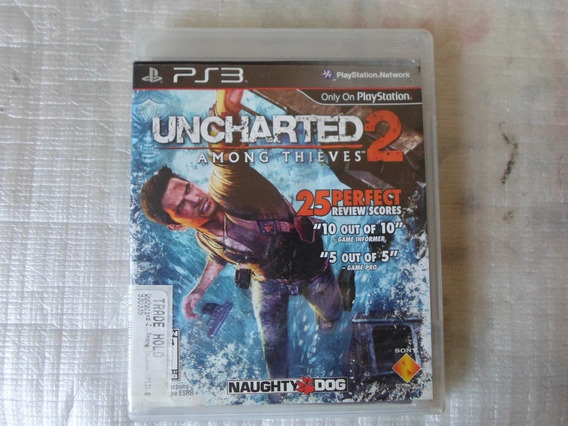Uncharted 2 Original & Completo Para Playstation 3 - Ps3