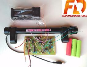 Placa Pi Polonês+suporte De Baterias,carregador Frete Gratis