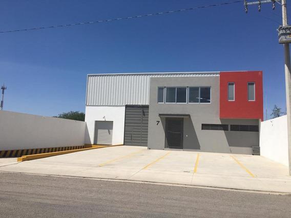 Bodega En Renta Nueva Parque Industrial Junto General Motors