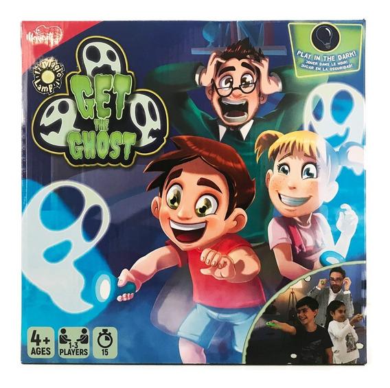 Juego De Mesa Get The Ghost Full