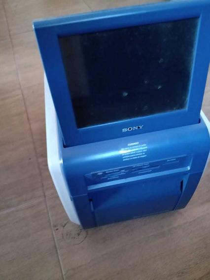 Impressora De Foto Sony