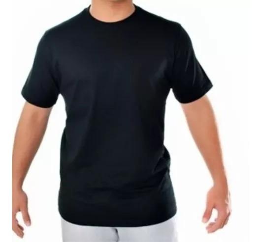 Camiseta Malha Fria 100%poliester Malha Inteligente/do P/gg