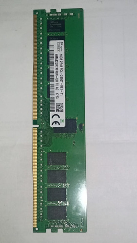 Imagem 1 de 1 de Memoria 16gb 2rx8 Pc4 - 2400t - Re1-11 Hma82gr7afr8n-uh