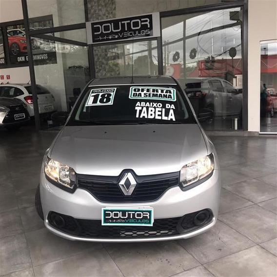 Renault Sandero 1.0 12v Sce Flex Authentique / Sandero 2018