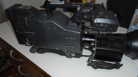 Câmera Sony Dxc-637 Com Ca-327
