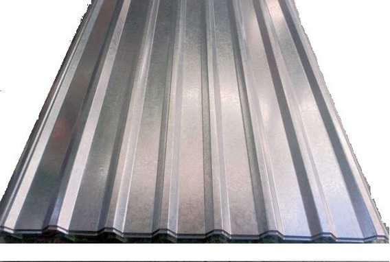 Lamina Galvanizada Tipo R101 A 6.10ml Calibre 26