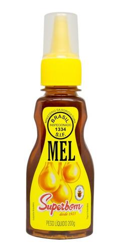 Mel De Abelha 200g - Superbom