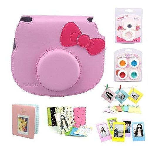 Caiul 7 En 1 Hello Kitty Paquete De Accesorios Para Camara