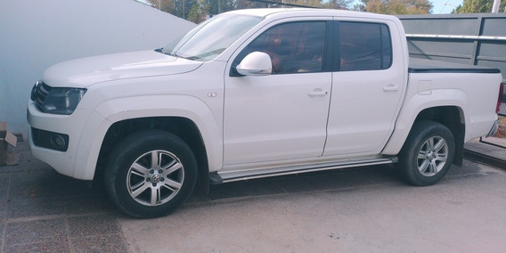 Volkswagen Amarok 2.0 Cd Tdi 4x4 Highline Pack C34 2014