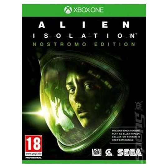 Alien Isolation: Nostromo Edition - Xbox One - Mídia Física
