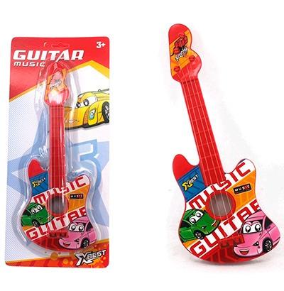 Mini Guitarra Infantil Guitar Music 28cm Wellkids