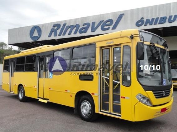 Ônibus Urbano Mercedes Benz 1722 41 Lug. C/ Elevad Ano 10/10