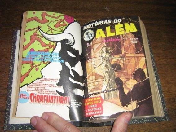 Historias Do Alem Nºs 1 Ao 10 Encadernado Edit Vecchi 1979