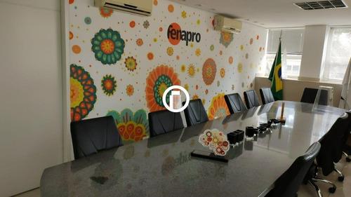 Salas/conjuntos - Jardim Paulistano - Ref: 15717 - L-re16675