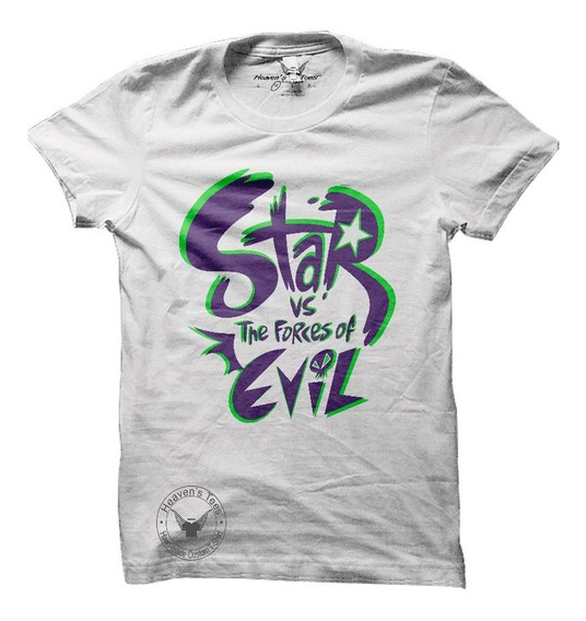 Playera Series De Tv Star Vs The Force Of Evil