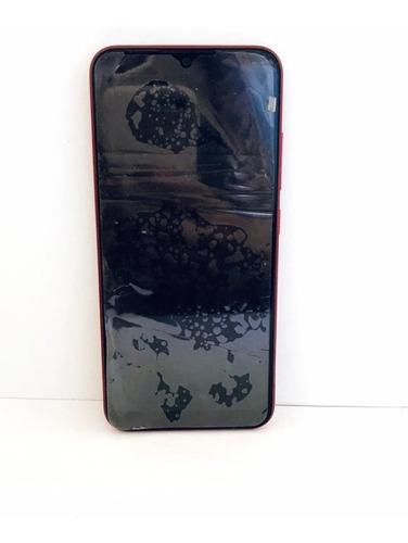 Celular Moto E6 Plus Vermelho