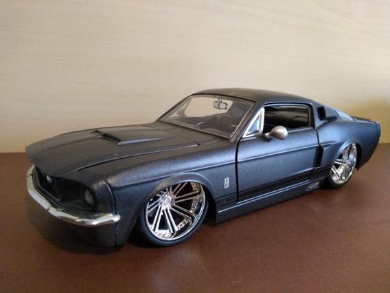 Shelby Gt 500 Jada Toys 1/24 , Frete Grátis !!